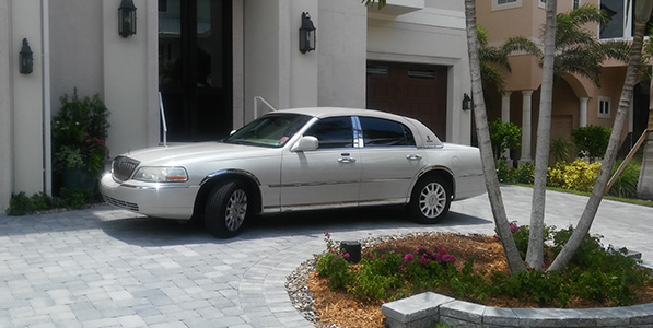Offering Lincoln Town Cars